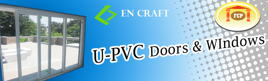 U-PVC Door and Windows
